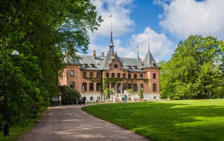 Visit the Sofiero Castle