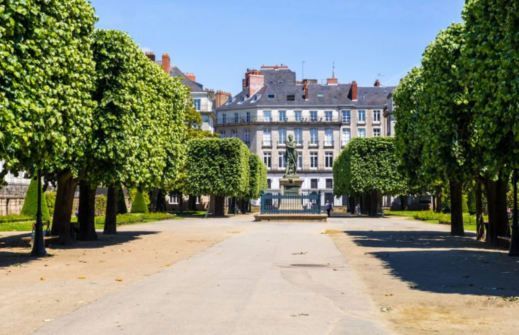 Soak up some history at Cours Cambronne