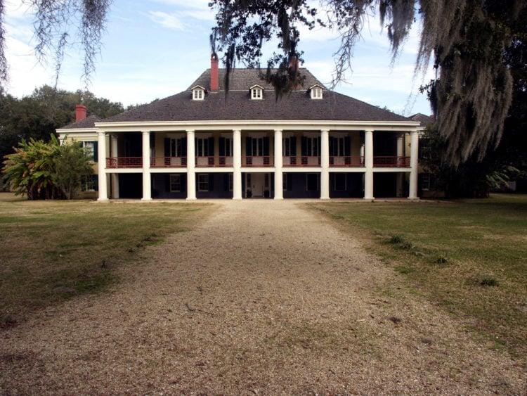 Destrehan Plantation - Destrehan, Louisiana