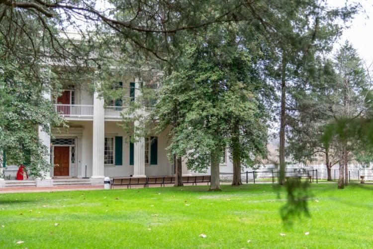 Andrew Jackson's Hermitage - Nashville, Tennessee