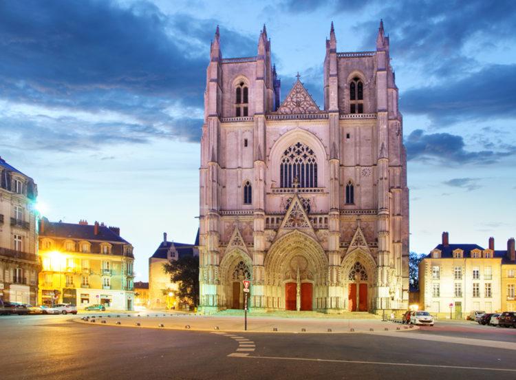 Visit Nantes Cathedral