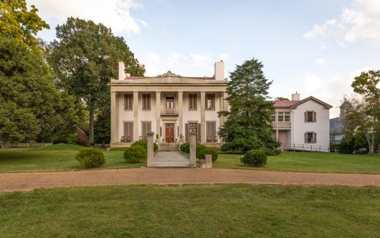 Belle Meade Plantation - Belle Meade, Tennessee