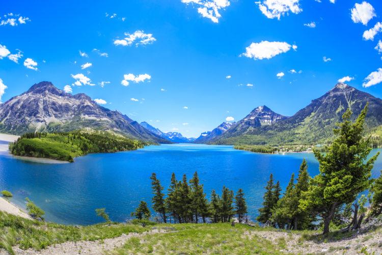 Waterton Lake, Alberta