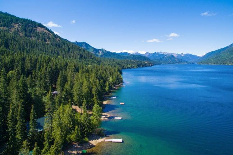 Lake Cle Elum, Washington