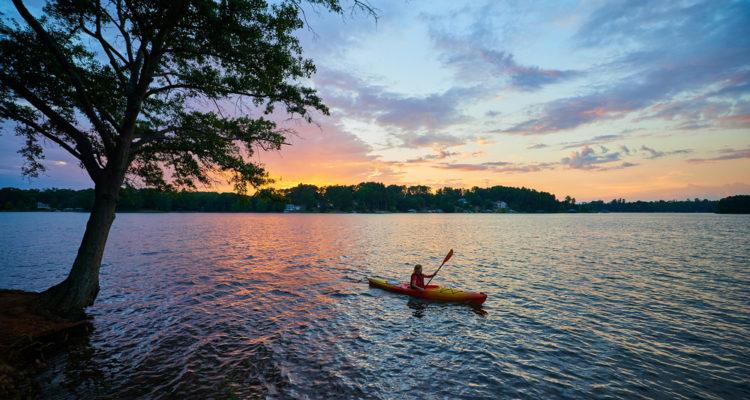 South Carolina Lakes