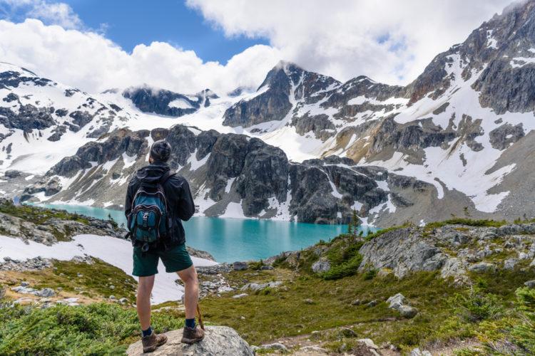 Wedgemount Lake, British Columbia