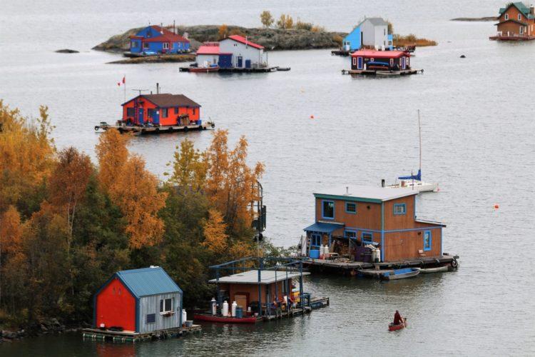 Great Slave Lake; Northwest Territories