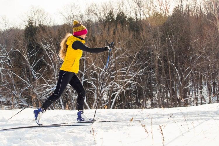 Tackle the slopes at Ski Sundown
