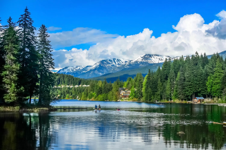 Alta Lake, British Columbia