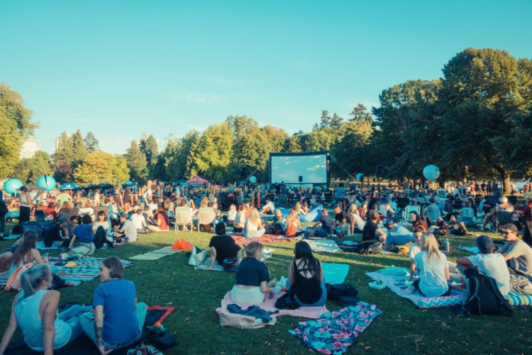 Brevard County Movie in the Park