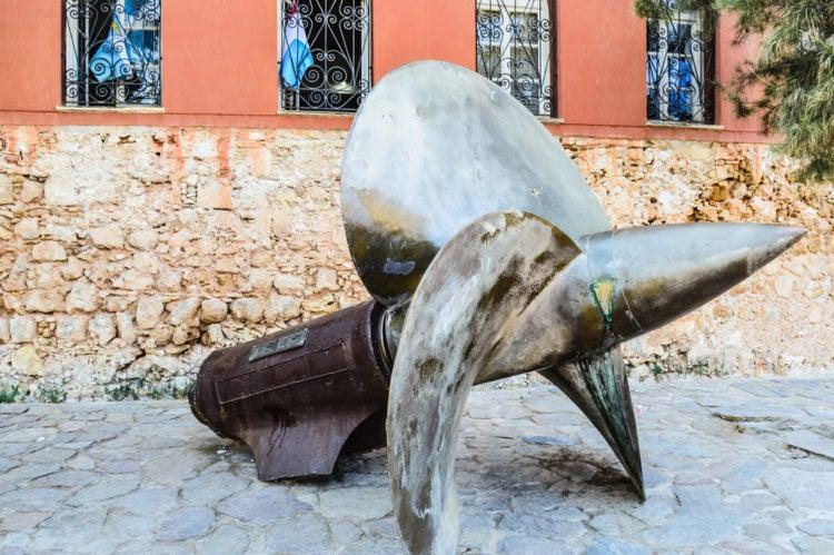 Visit the Hellenic Maritime Museum