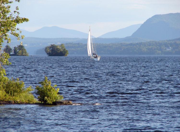 Lake Memphremagog, Quebec