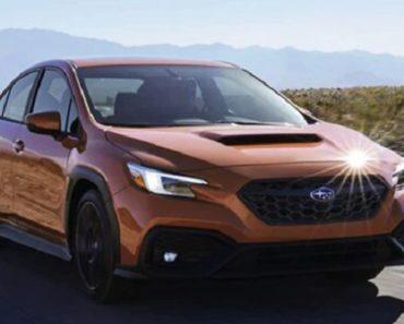 A Closer Look at The 2022 Subaru WRX