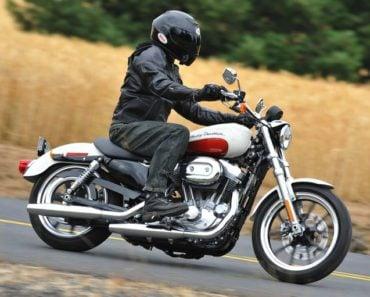Remembering The 2011 Harley-Davidson Sportster SuperLow