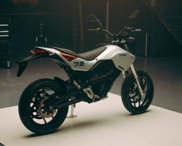 A Closer Look at the 2022 Zero FXE Electric Motorcycle