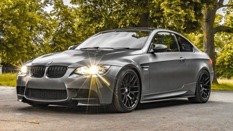 BMW E92 3 Series M3