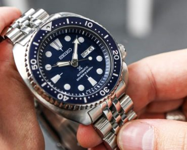 The Five Best Seiko Turtle Watches Money Can Buy