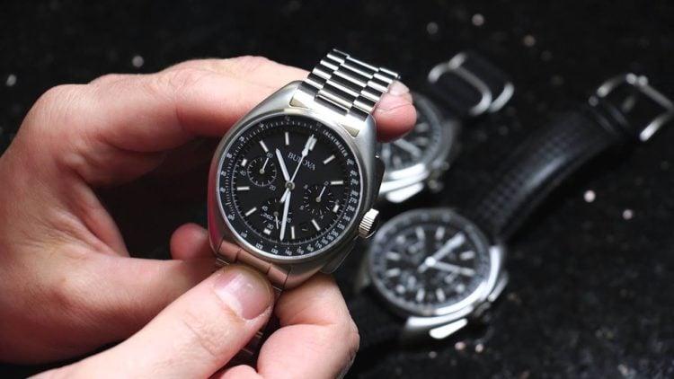 Bulova LIMITED EDITION Men's Special Edition Lunar Pilot Chronograph