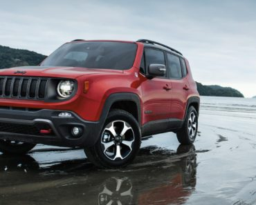Ranking The Five Best Jeep Renegade Models