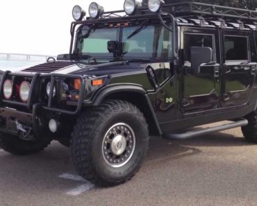 The 10 Best GMC Hummer Models of All-Time