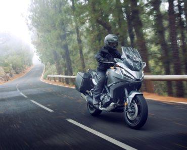 A Closer Look at The 2022 Honda NT1100