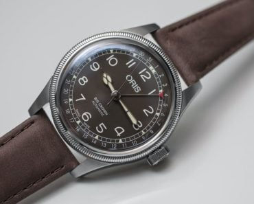 A Closer Look at The Oris Big Crown Pointer Date Collection