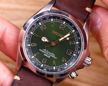 The Five Best Seiko Alpinist Watches of All Time