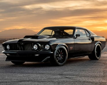 A Closer Look at The Mustang Boss 429