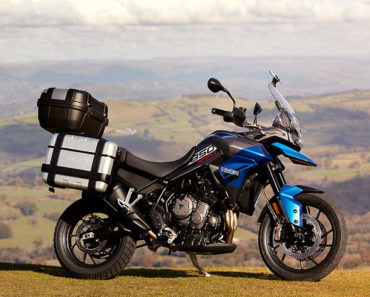 The Five Best Triumph Tiger Motorcycles Money Can Buy