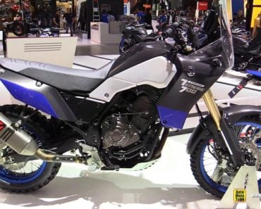A Closer Look at The Yamaha Tenere 700