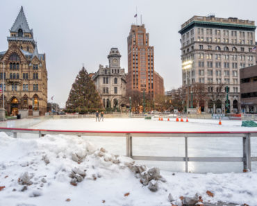 The 20 Snowiest Cities in the U.S.