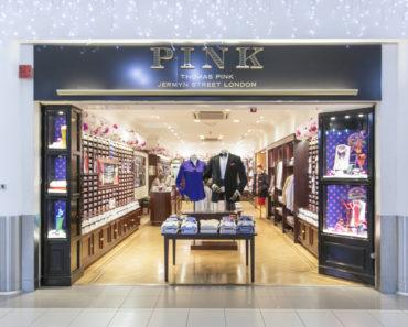 Why Legendary Shirt-Maker Thomas Pink Closed Up Shop
