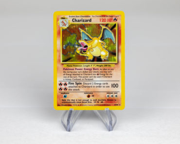 The Five Most Valuable Charizard Pokemon Cards Money Can Buy