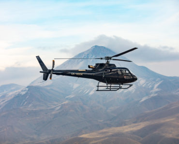 The World's First Hydrogen-Powered Helicopter Is Coming