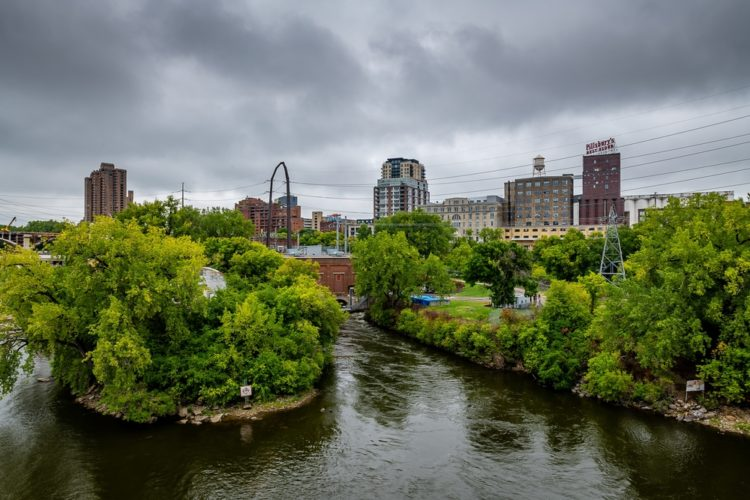 Grand Rounds National Scenic Byway, Minneapolis, Minnesota