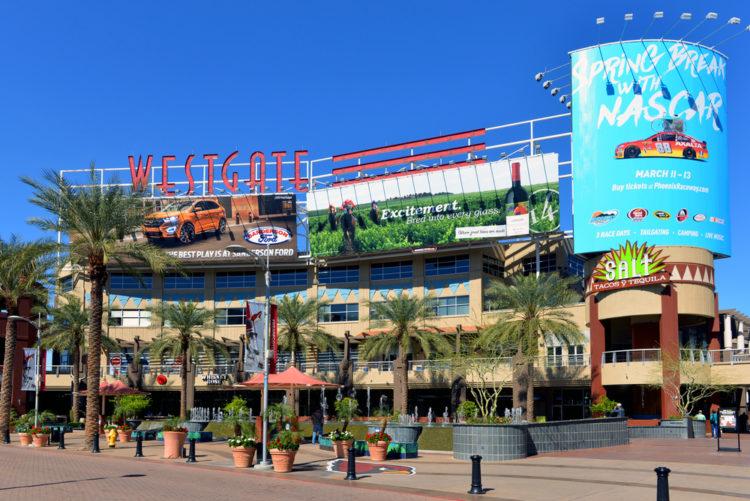 Explore the Westgate Entertainment District