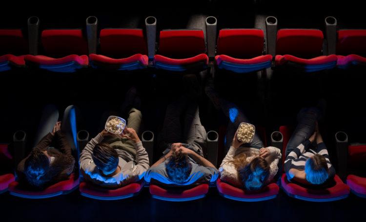 Enjoy a movie night at the Arrowhead Towne Centre
