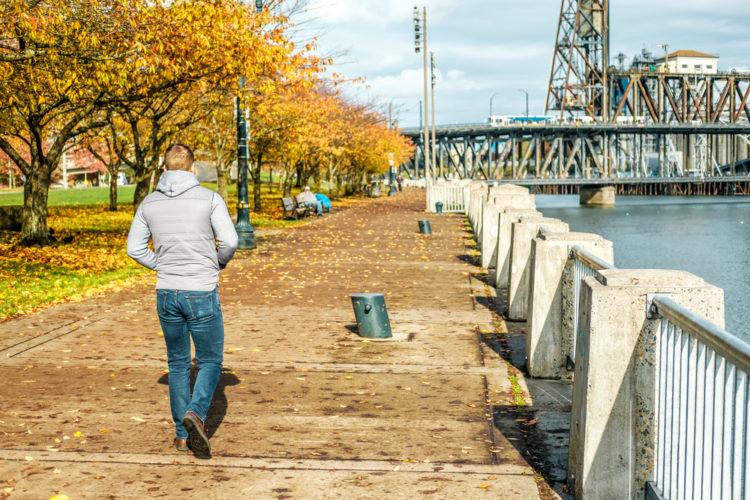 Tom McCall Waterfront Loop, Portland, Oregon