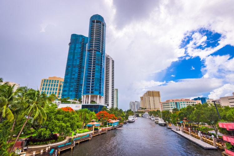 Riverwalk, Fort Lauderdale, Florida